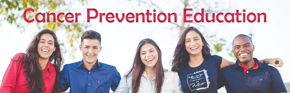 Cancer Prevention Education 2018 Article Banner