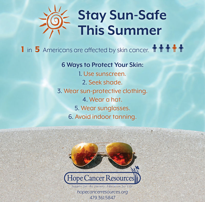 Stay Sun Safe This Summer